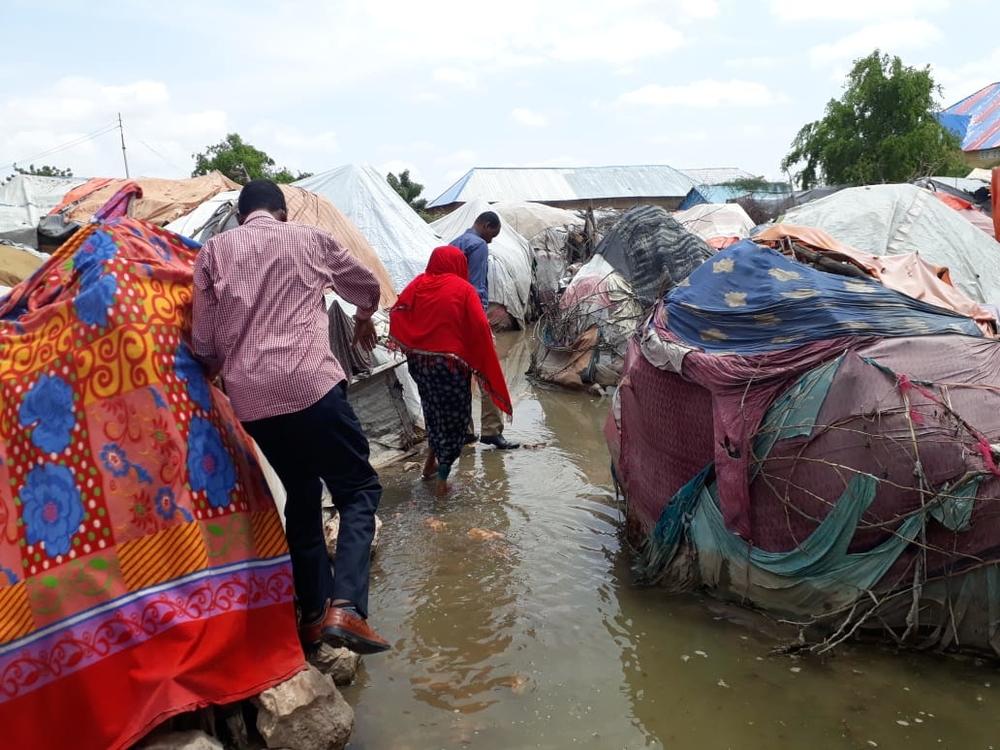 Floods in Somalia