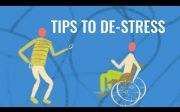 Embedded thumbnail for Tips to De-Stress