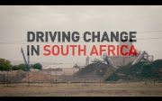Embedded thumbnail for Driving change in South Africa