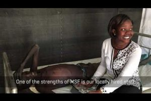 """Embedded thumbnail for """"The Care My Patients Need"""": Local Health Workers Driving Change in South Sudan"""
