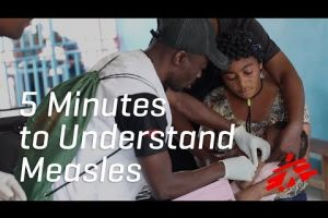 Embedded thumbnail for 5 minutes to understand Measles