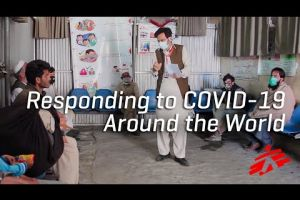 Embedded thumbnail for Responding to COVID-19 around the world