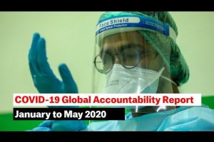 Embedded thumbnail for Responding to COVID-19: Accountability Report -January - May 2020