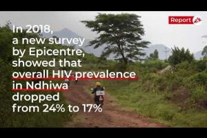 Embedded thumbnail for The journey to reversing the HIV curve: Ndihwa sub-county, Kenya