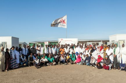 Al Kashafa Hospital 2020 [Photo: MSF/Musab Sahnon]