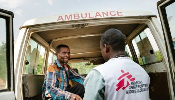Malawi - Advanced HIV[Photo: Isabel Corthier/MSF]