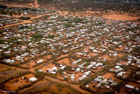 Dagahaley camp, Dadaab - July 2019