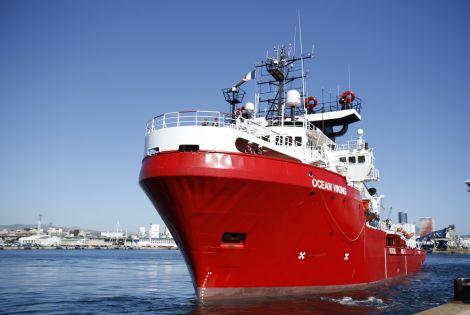Ocean Viking [ © Sandy McKee/MSF]