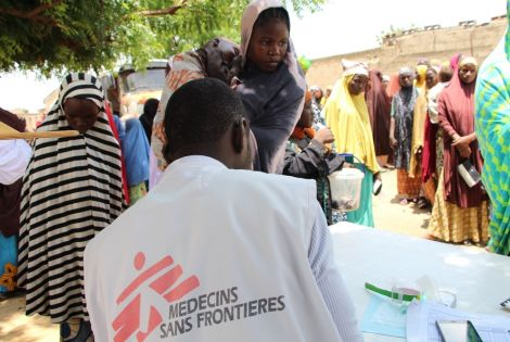 Northeast Nigeria: Now is not the time to question life-saving assistance [Photo: Yuna Cho/MSF]