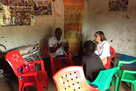 Kimbi project in South Kivu[Photo: Nathalie San Gil/MSF]