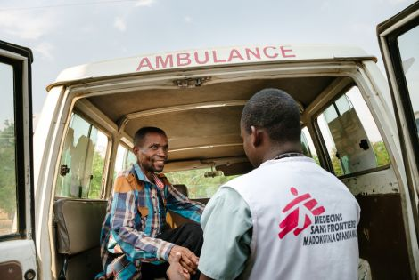 Malawi - Advanced HIV[Photo: Isabel Corthier/MSF]